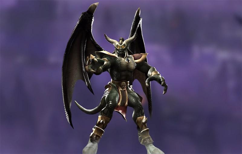 Онага - первый император Внешнего Мира