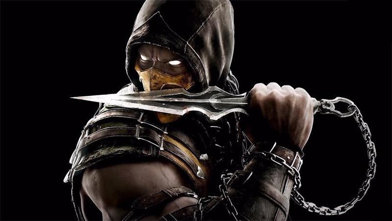 Ханзо Хасаши, он же Скорпион - лучший представитель из клана Ширай Рю