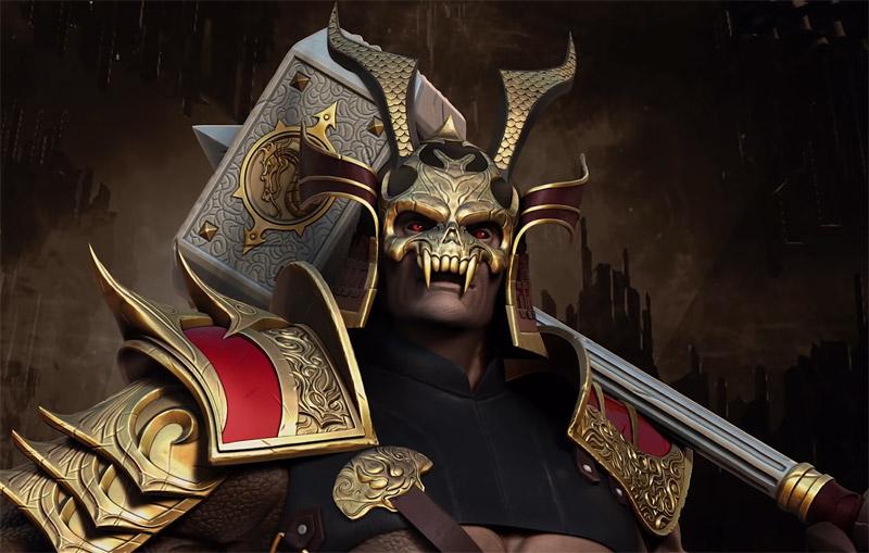 Шао Кан - изначально младший бог и хранитель (защитник) Внешнего Мира
