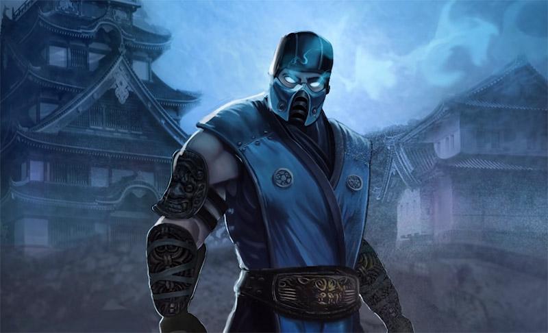 Би-Хан, он же Саб-Зиро - лучший наемник клана Лин Куэй