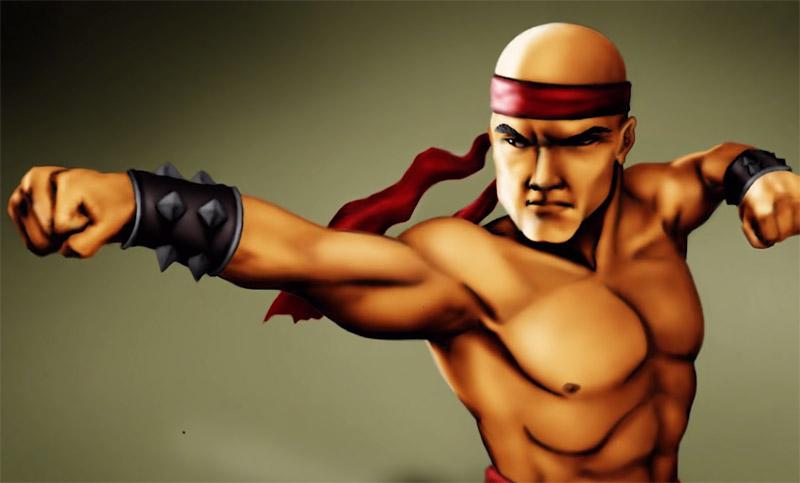 Великий Кун Лао - первый спаситель Царства Земли, прервавший 10ю победу Шан Цуна на турнире Мортал Комбат